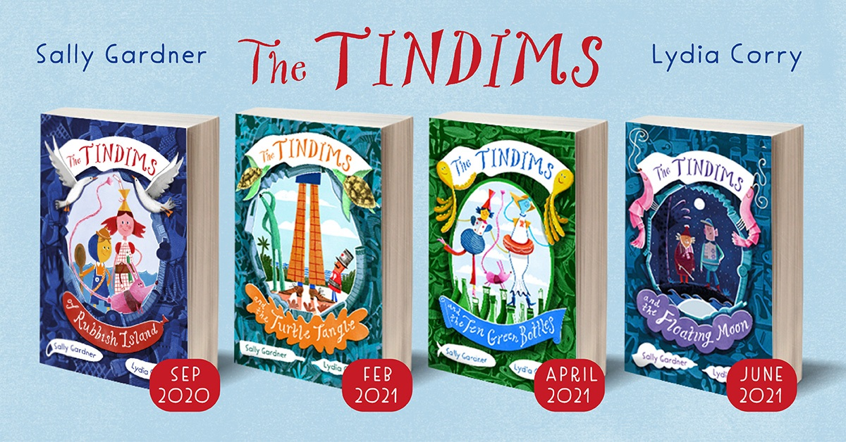 The Tindims giveaway!