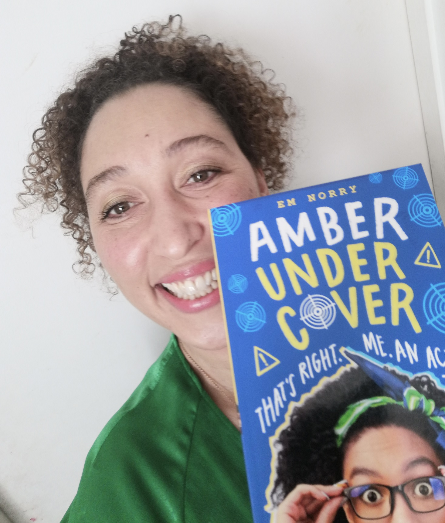 Em Norry answers 5 Questions about Amber Undercover